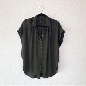 ▪️Madewell▪️Central Drapey Shirt